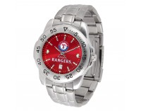 Texas Rangers Sport Steel Series Watch