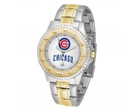 Chicago Cubs Two-Tone Competitor Series Watch