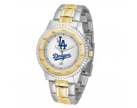 Los Angeles Dodgers Two-Tone Competitor Series Watch