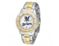 Milwaukee Brewers Two-Tone Competitor Series Watch