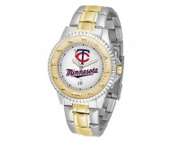Minnesota Twins Two-Tone Competitor Series Watch