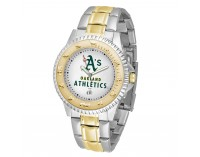 Oakland A'S Two-Tone Competitor Series Watch