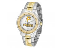 Pittsburgh Pirates P Logo Two-Tone Competitor Series Watch