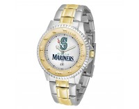 Seattle Mariners Two-Tone Competitor Series Watch