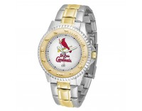 St Louis Cardinals Two-Tone Competitor Series Watch