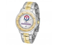 Texas Rangers Two-Tone Competitor Series Watch