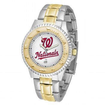 Washington Nationals Two-Tone Competitor Series Watch