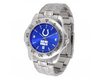 Indianapolis Colts Sport Steel Series Watch