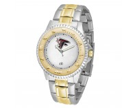 Atlanta Falcons Two-Tone Competitor Series Watch