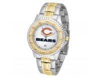 Chicago Bears Two-Tone Competitor Series Watch