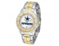 Dallas Cowboys Two-Tone Competitor Series Watch