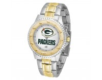 Green Bay Packers Two-Tone Competitor Series Watch