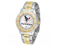 Houston Texans Two-Tone Competitor Series Watch