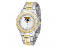 Jacksonville Jaguars Two-Tone Competitor Series Watch