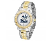 Los Angeles Rams Two-Tone Competitor Series Watch