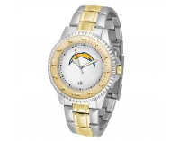 Los Angeles Chargers Two-Tone Competitor Series Watch