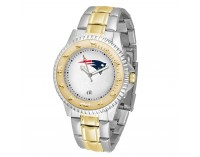 New England Patriots Two-Tone Competitor Series Watch