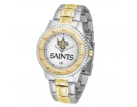 New Orlean Saints Two-Tone Competitor Series Watch