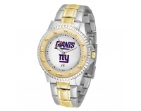 New York Giants Two-Tone Competitor Series Watch