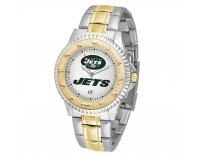 New York Jets Two-Tone Competitor Series Watch