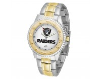 Los Vegas Raiders Two-Tone Competitor Series Watch