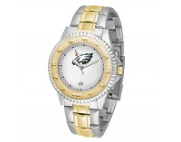 Philadelphia Eagles Two-Tone Competitor Series Watch