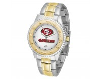 San Francisco 49Ers Two-Tone Competitor Series Watch