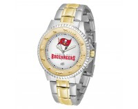 Tampa Bay Bucaneers Two-Tone Competitor Series Watch