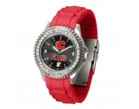 Calgary Flames Sparkle Series Watch