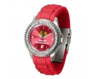 Chicago Blackhawks Sparkle Series Watch
