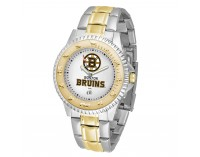 Boston Bruins Two-Tone Competitor Series Watch