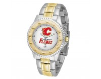 Calgary Flames Two-Tone Competitor Series Watch