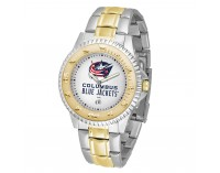 Columbus Blue Jackets Two-Tone Competitor Series Watch