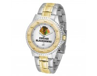 Chicago Blackhawks Two-Tone Competitor Series Watch