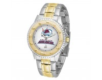 Colorado Avalanche Two-Tone Competitor Series Watch