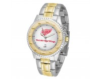 Detroit Red Wings Two-Tone Competitor Series Watch