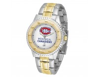 Montreal Canadiens Two-Tone Competitor Series Watch