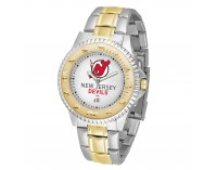 New Jersey Devils Two-Tone Competitor Series Watch