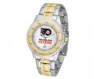 Philadelphia Flyers Two-Tone Competitor Series Watch