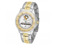 Pittsburgh Penguins Two-Tone Competitor Series Watch