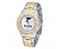 St Louis Blues Two-Tone Competitor Series Watch