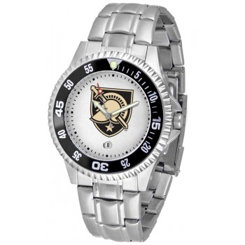 United States Military Academy Army Black Knights Mens Watch - Competitor Steel Band
