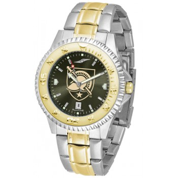 United States Military Academy Army Black Knights Mens Watch - Competitor Anochrome Two-Tone