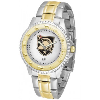 United States Military Academy Army Black Knights Mens Watch - Competitor Two-Tone