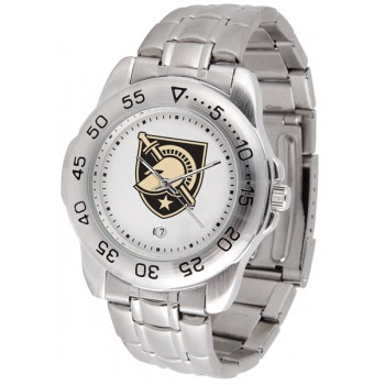 United States Military Academy Army Black Knights Mens Watch - Sport Steel Band