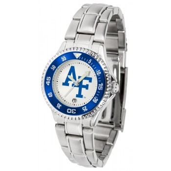 United States Air Force Academy Falcons Ladies Watch - Competitor Steel Band