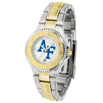 United States Air Force Academy Falcons Ladies Watch - Competitor Two-Tone
