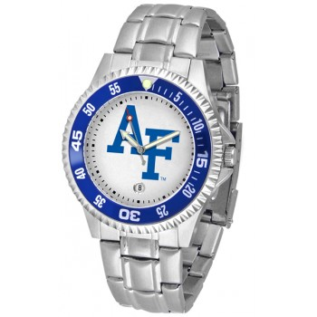 United States Air Force Academy Falcons Mens Watch - Competitor Steel Band