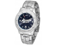 University Of Akron Zips Mens Watch - Competitor Anochrome ...