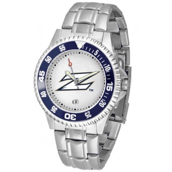 University Of Akron Zips Mens Watch - Competitor Steel Band